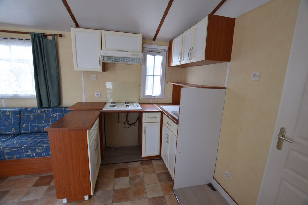 Irm Altair - 2002 - Mobil home d'occasion - 5 900€ -Zen Mobil homes