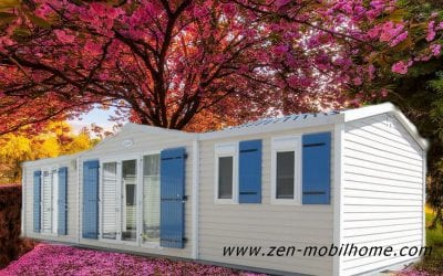 Irm Emeraude – Mobil home d'occasion – 31 000€ – CLIMATISATION