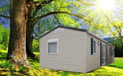 Rapidhome Elite 100 – Mobil home d'occasion – 21 500€ – PROMOTION