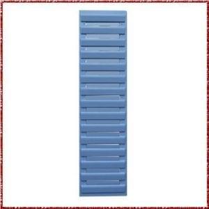 Volet persienne - bleu pigeon - piéce détachée - bardage - Zen Mobil homes