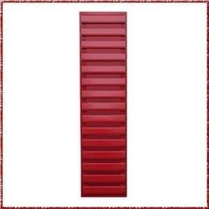 Volet persienne - rouge pourpre - pièce détachée - Zen Mobil homes