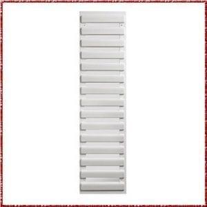volet persienne - blanc pur - pièce détachée - bardage - Zen Mobil homes