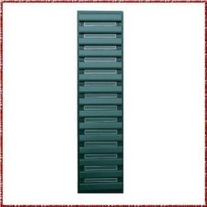 Volet - vert mousse - pièce détachée - bardage - Zen Mobil homes