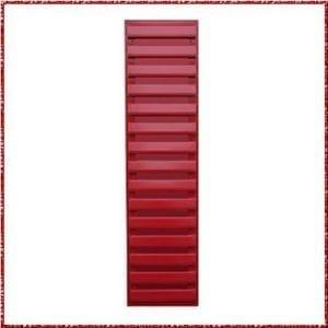 Volet - rouge pourpre - pièce détachée bardage - Zen Mobil homes