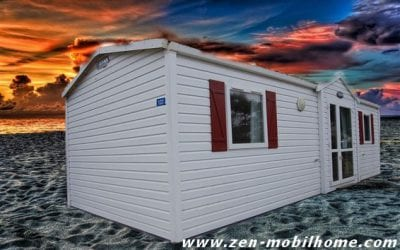 Irm Helios – PMR – Année 2009 – Mobil home d'occasion – 20 000€ – 2 CHAMBRES