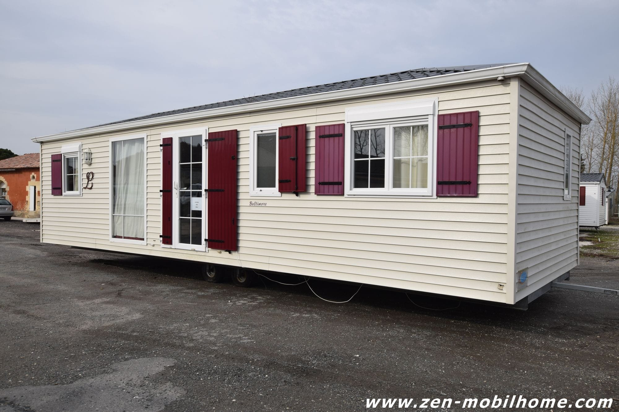 louisiane baltimore mobil home d 39 occasion 27 000 zen mobil homes. Black Bedroom Furniture Sets. Home Design Ideas