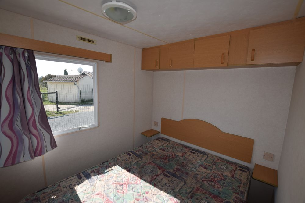 Willerby - 2000 - Mobil home d'occasion - 3 500€ - Zen Mobil homes