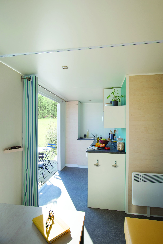 irm cahita mobil home neuf 2018 gamme riviera zen. Black Bedroom Furniture Sets. Home Design Ideas