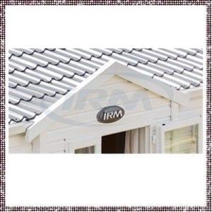 Rive fronton- 104605 – pièce détachée - toiture – Zen Mobil homes