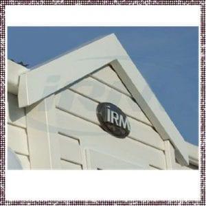 Rive fronton- 104606 – pièce détachée - toiture – Zen Mobil homes