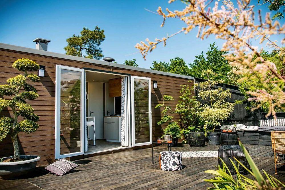 Ohara 884 3ch Côté Jardin – 2021 – Mobil home Neuf – 3 chambres – NOUVEAUTE 2021
