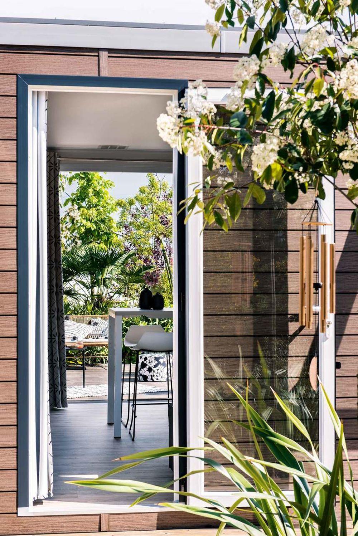 Ohara 884 3ch Côté Jardin - 2021 - Mobil home Neuf - Zen Mobil homes