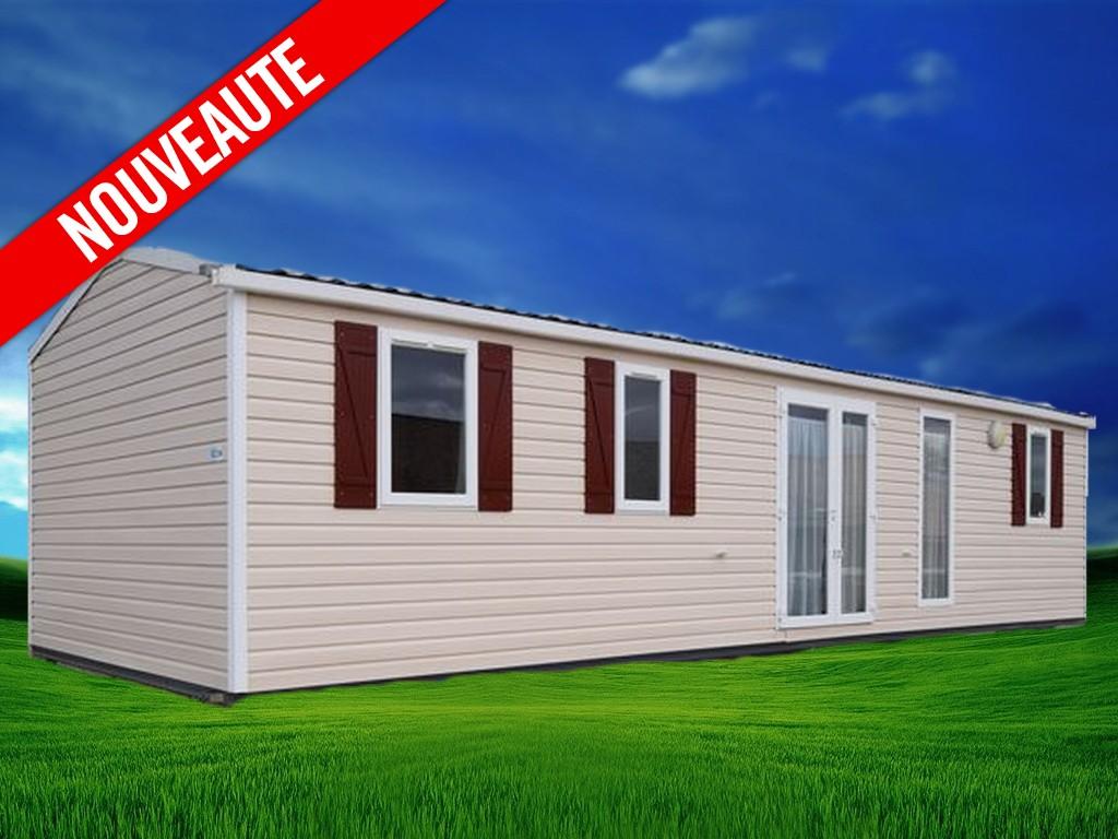 Irm Aventura – 2011 – Mobil home d'occasion – 16 000€ – 3 chambres – NOUVEAUTE