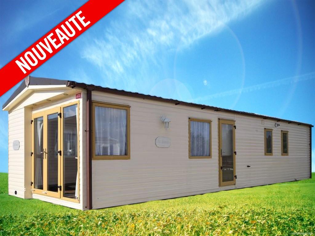 Abi Saint David – 2011 – Mobil home d'occasion – 15 000€ – 2 chambres – NOUVEAUTE