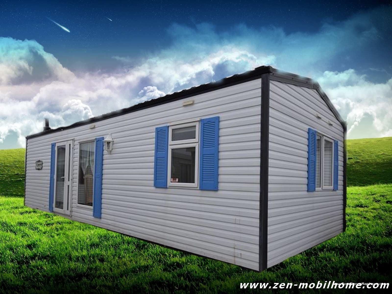 Camping Blaye Mobil Home