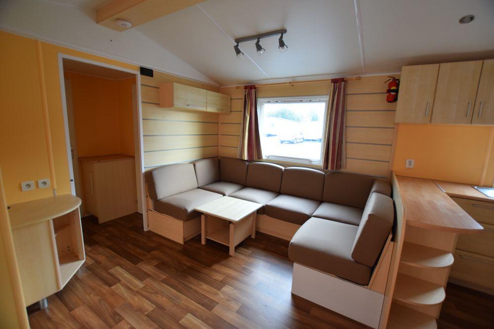 Irm Callista - 2007 - Mobil home d'occasion - 12 500€ - Zen Mobil homes