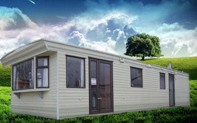 Cosalt Excellence – Mobil home d'occasion – 5 000€