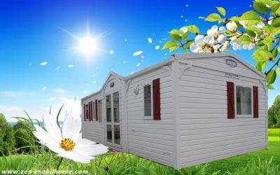 Irm Super Octalia – Mobil home d'occasion – 12 000€ – PROMOTION – 3 chb