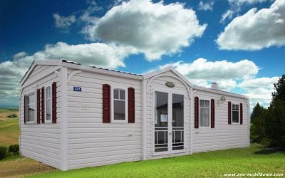 Irm Rubis – Mobil home d'occasion – 13 000€
