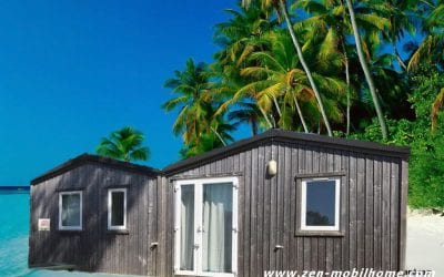 IRM Cabane du Pêcheur – Mobil home d'occasion – 2 modèles restants
