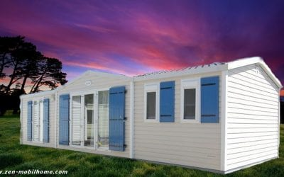 Irm Emeraude – Mobil home d'occasion – 31 000€ – PROMOTION