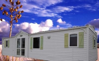 Irm Omega – Mobil home d'occasion – 14 000€