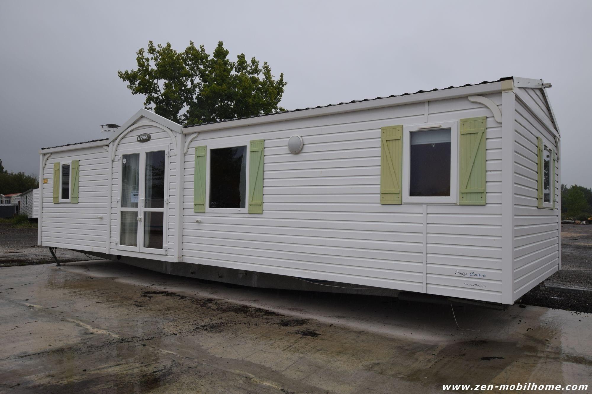 irm omega mobil home d 39 occasion 14 000 zen mobil homes. Black Bedroom Furniture Sets. Home Design Ideas
