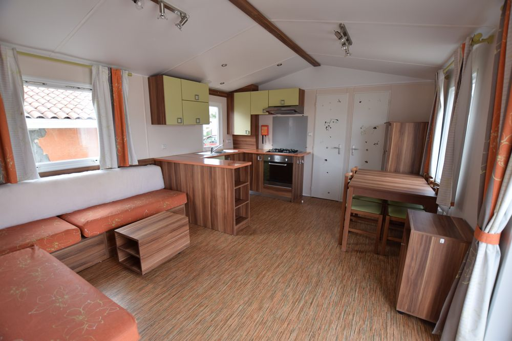 Irm Selenia - 2009 - Mobil home d'occasion - 10 000€ - Zen Mobil homes