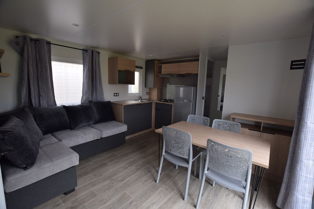 Rapidhome Lodge 83 - 2021 - NEUF - 27 300€ - Zen Mobil homes