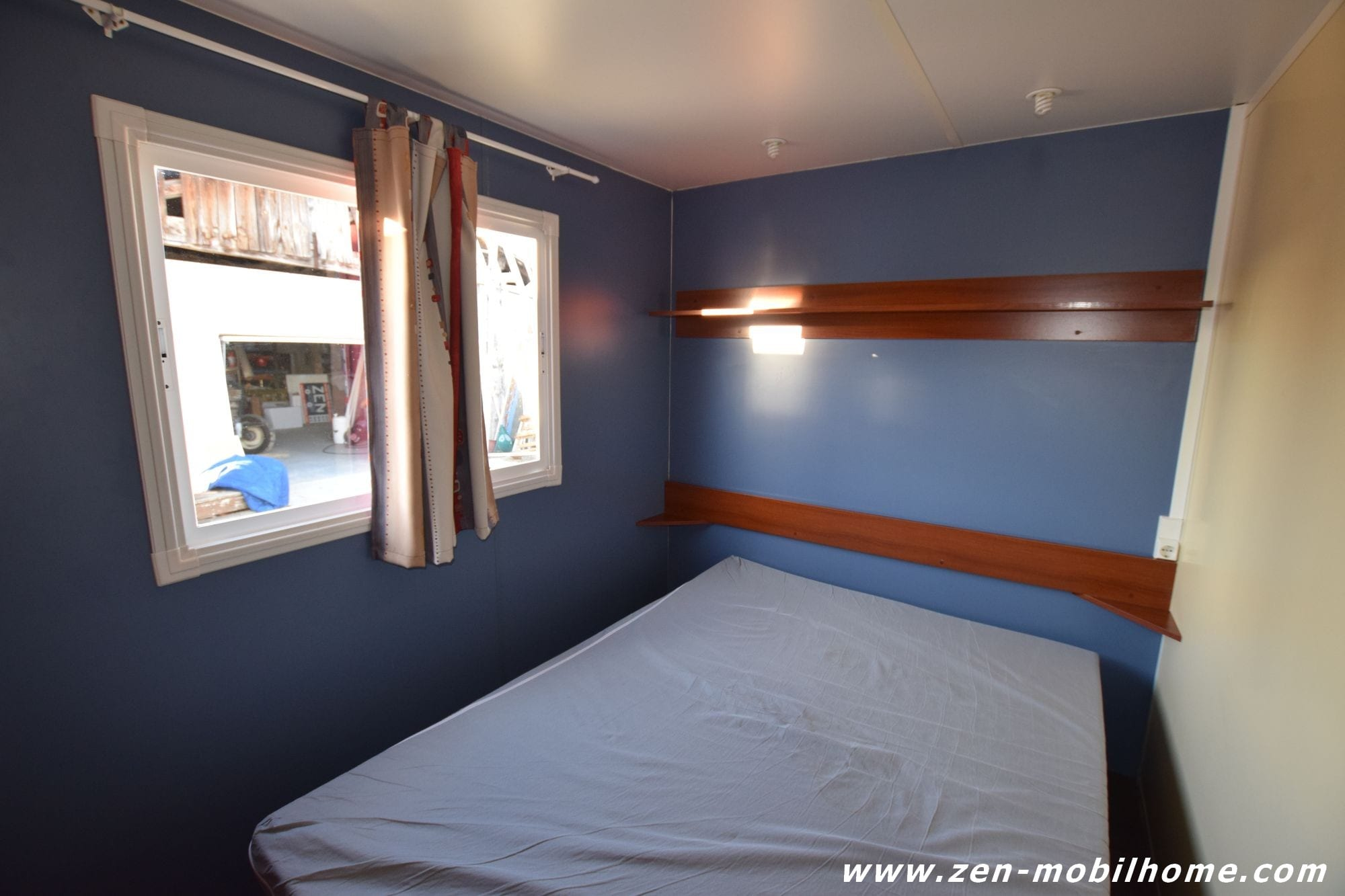 Sun Roller Pacif - 2002 - Mobil home occasion - 4 500€ - Zen Mobil homes
