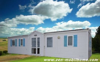 Irm Apollon Confort – 2007 – Mobil home d'occasion – 17 000€