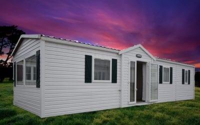 Irm Oméga Panoramique – Mobil home d'occasion – 22 000€