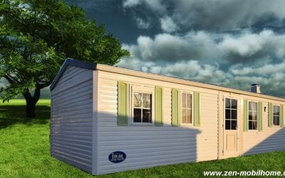 Irm Rubis – 2004 – Mobil home d'occasion – 10 000€