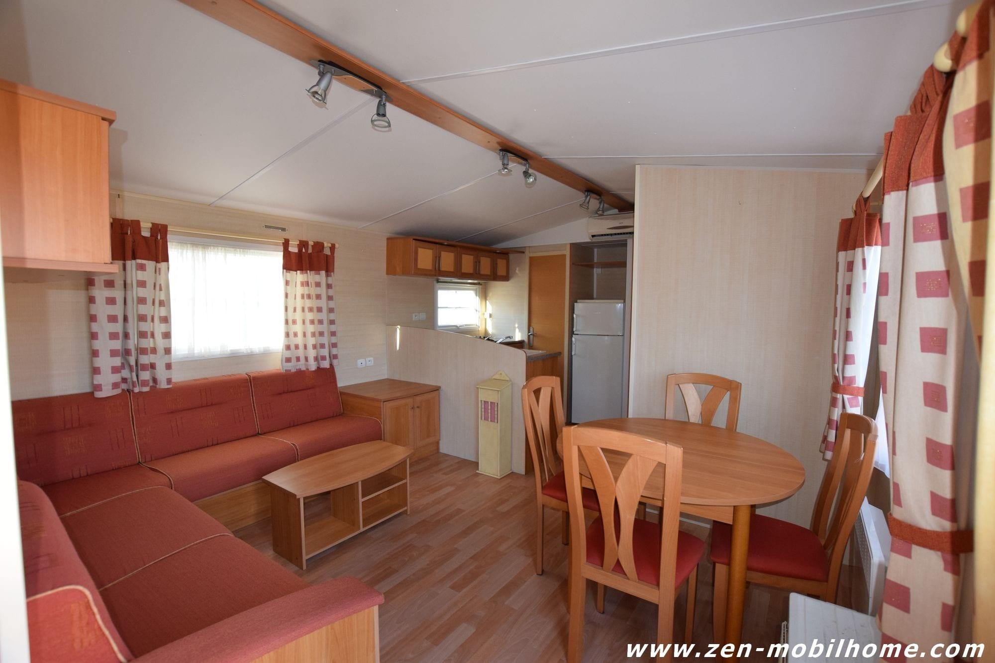 Rapidhome harmony 2004 mobil home occ 13 000 zen for Mobil home louisiane 3 chambres prix