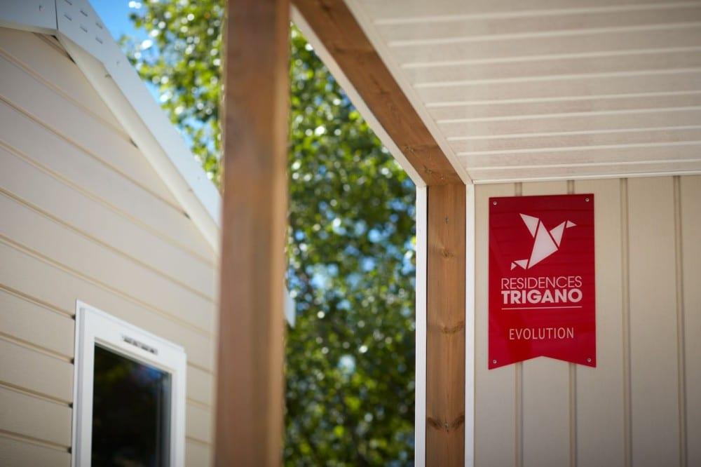 TRIGANO 35 TI - Mobil home neuf - 2019 - Gamme Evo - Zen Mobil home