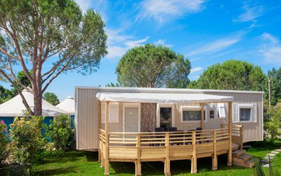 TRIGANO INTUITION LUXE 3 – Mobil home neuf – Gamme Intuition – Collection 2019