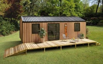 RIDOREV IBIZA DUO ADAPT PMR – Mobil home neuf – Confort- 2 chambres – Collection 2020