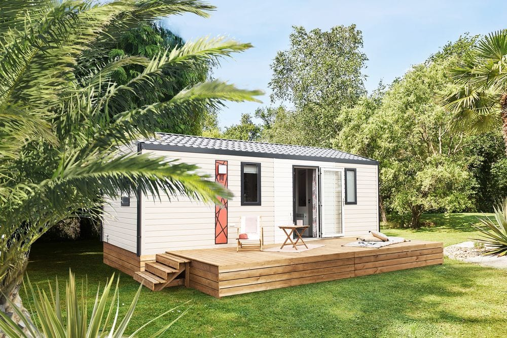 RIDOREV IBIZA DUO – Mobil home neuf – Gamme Confort – 2 chambres – Collection 2020