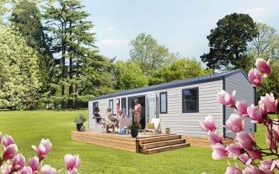 RIDOREV NIRVANA QUATTRO ESPACE – Mobil home Neuf – 4 chambres – Collection 2020