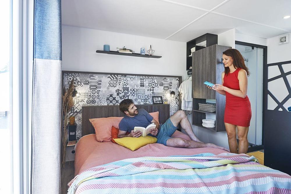 RIDOREV OTELLO TRIO - Mobil home neuf - 2020 - Zen Mobil homes