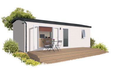 IRM RIVIERA SUITE – 2021 – Mobil Home NEUF – GAMME RIVIERA – 2 Chambres – Collection 2021