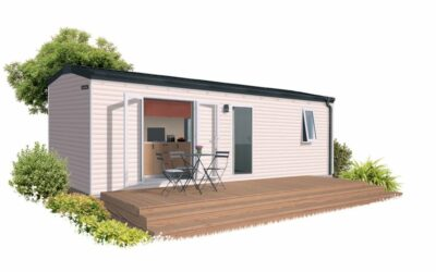 IRM RIVIERA SUITE – 2022 – Mobil Home NEUF – GAMME RIVIERA – 2 Chambres – Collection 2022