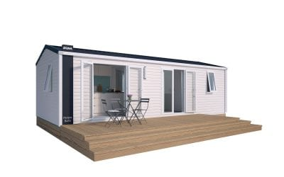 IRM RIVIERA SUITE – Mobil home neuf – Gamme RIVIERA – NOUVEAUTE 2018