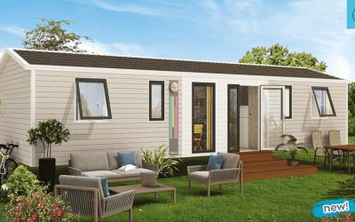 RIDOREV NIRVANA QUATTRO ESPACE – Mobil home neuf – 4 chambres – Collection 2019