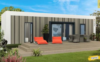 RIDOREV OTELLO DUO – Mobil home neuf – Gamme Alternatifs – Nouveauté 2018
