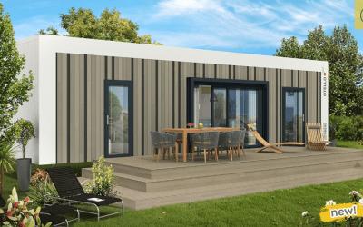 RIDOREV OTELLO TRIO – Mobil home neuf – Gamme Alternatifs – Nouveauté 2018