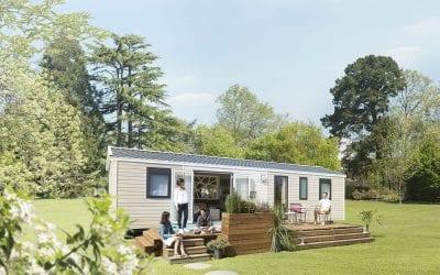 RIDOREV GENOA TRIO ESPACE – Mobil home neuf – RESIDENTIEL – 3 Chambres – Collection 2020