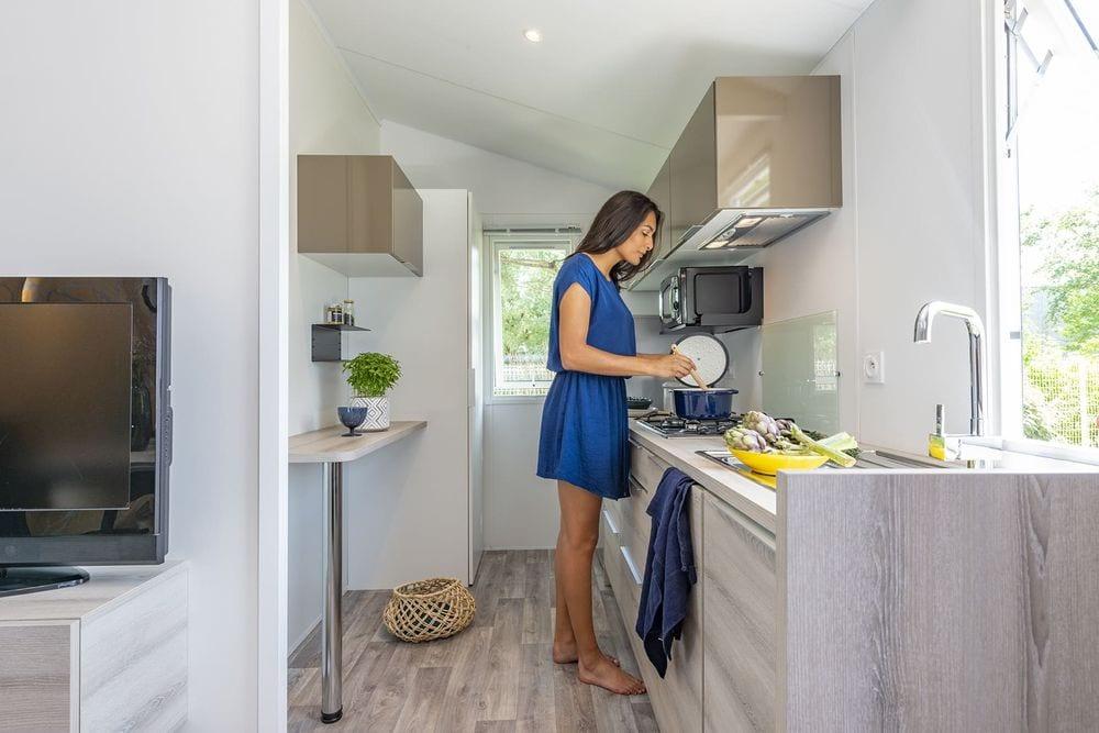 RIDOREV KALEDA DUO - Mobil home neuf - 2020- Zen Mobil homes