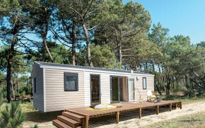 RIDOREV KALEDA DUO – Mobil Home Neuf – RESIDENTIEL – 2 Chambres – Collection 2020