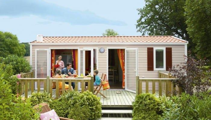 Terrasse Zen 2 – Non Couverte – 6 x 2.50m – 22mm cloué – Collection 2019 – 1 450€